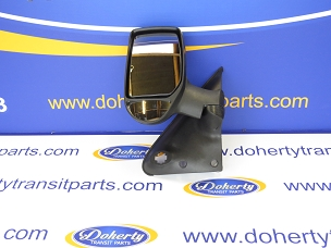 Ford transit complete electric wing mirror to suit all vans from | 2000-2006 |Passenger Side/Short Arm