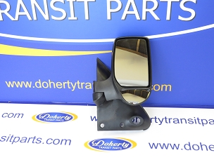 Ford transit complete electric wing mirror to suit all vans from | 2000-2006 |Driver Side/Short Arm