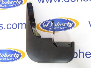 Genuine ford transit mudflap to suit all vans from | 2000 - 2006 | Front/Passenger Side