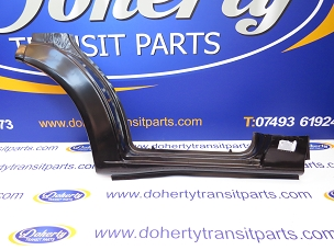 Ford transit front sill & wheel arch to suit all vans from [2006 - 2014] Passenger Side