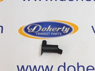 Ford transit windscreen washer pump double outlet to suit all vans from [2000 - 2006] (for vans with rear wiper blades)