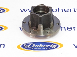 Ford transit rear hub to suit all  twin wheel vans from [2000 - 2006] Not Sided