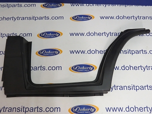 Ford transit front sill & wheel arch to suit all vans from [1991 - 2000] Driver Side