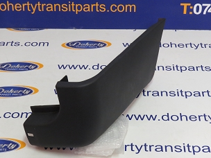 Ford transit rear bottom bumper end to suit all single wheel vans from[2000 - 2006]Driver Side