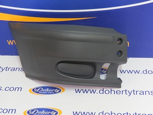 Ford transit front bumper end to suit all vans without fog lamps from[2000 - 2006]Driver Side