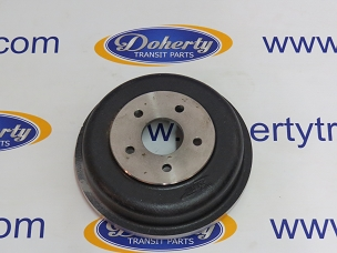 Ford transit brake drum to suit all rear wheel drive vans from [2000-2006]Less Twin wheel