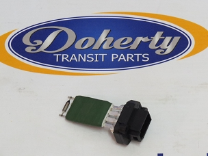 Ford transit heater resister to suit all vans from [2000 - 2006]