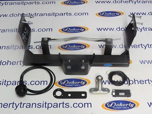 Ford transit towbar with wiring & bypass relay to suit all vans from [2000 - 20006]Less Chassis Cab
