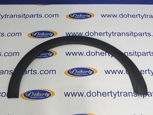 Ford transit rear wheel arch molding to suit all vans from[2014-2016] Passenger Side