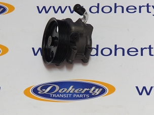 Ford transit power steering pump to suit all 2.4 rear wheel drive vans from [2000 - 2006]