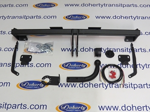 Ford transit connect towbar with wiring to suit all vans from [2013 - 20019]