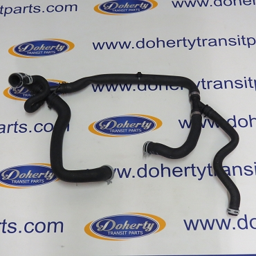 Ford transit bottom radiator pipe to suit all front wheel drive vans from [2011 - 2014]