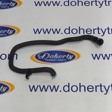 Ford transit inlet heater pipe to suit all front wheel drive vans from [2011 - 2014]