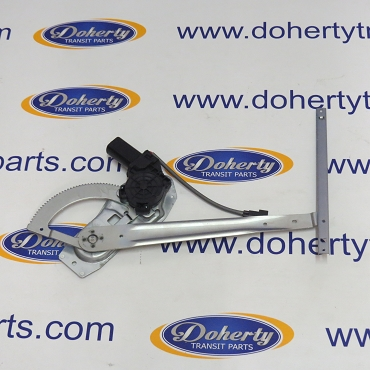 Ford transit electric window regulator to suit all vans from [2000 - 2006]Passenger Side/With Motor