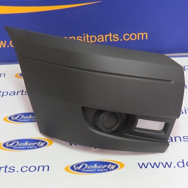 Ford transit front bumper end to suit all vans from [2011 - 2014]Driver Side
