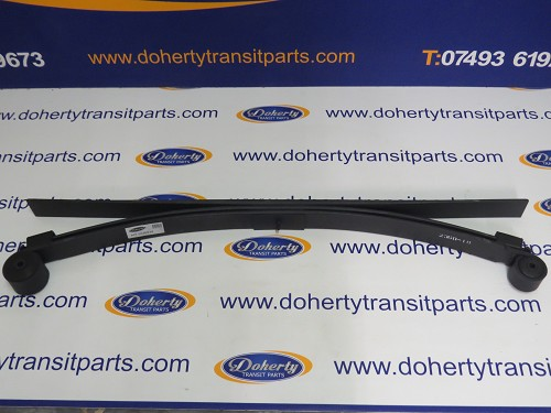 Ford transit leaf spring to suit all rear wheel drive vans from | 2014 - 2018 | Three Leaf/Not Sided